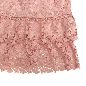 Club Monaco Dresses - CLUB MONACO NWT Pink Nanhah Lace Dress Size 4